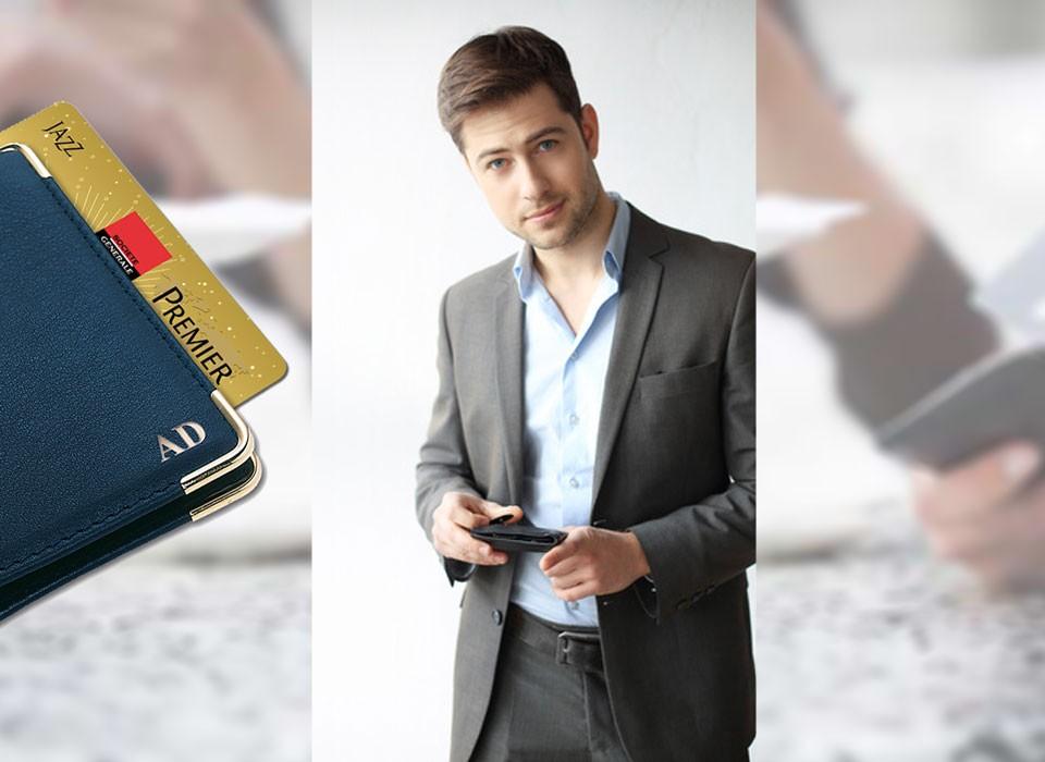Porte carte bancaire Protège carte gratuit