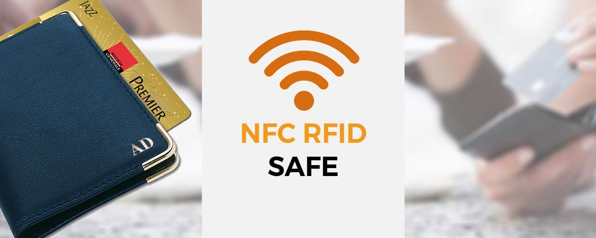 revendeur prix de la rue codes promo Porte carte NFC RFID Safe : Wecome Card Stop RFID NFCValue Serve