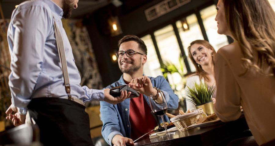 La carte titre-restaurant dematérialisee